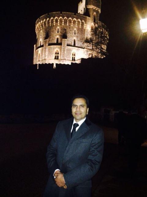 Avnish Goyal Windsor Castle